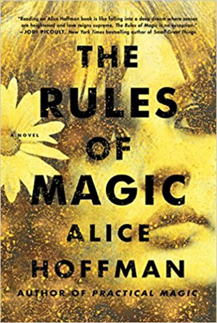 Magic book cover