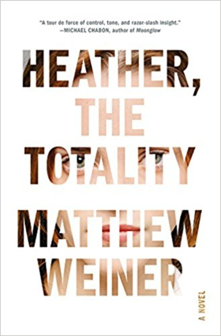 Heather, The Totality book cover
