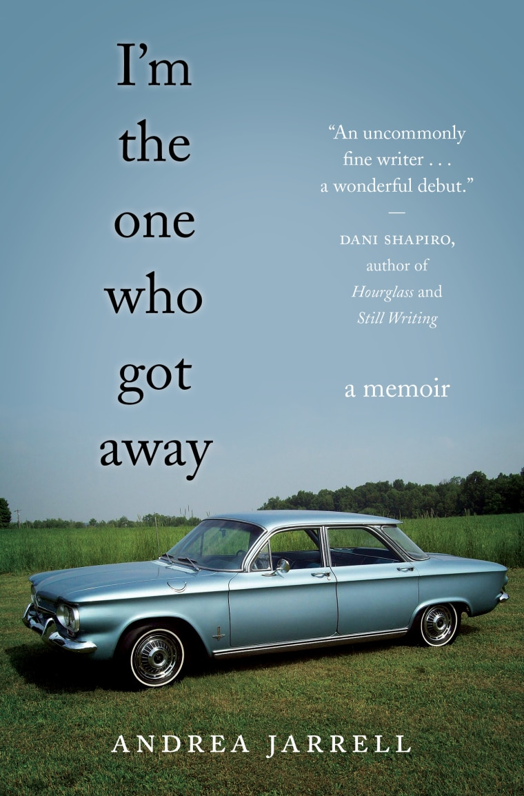 I'm The One Who Got Away book cover