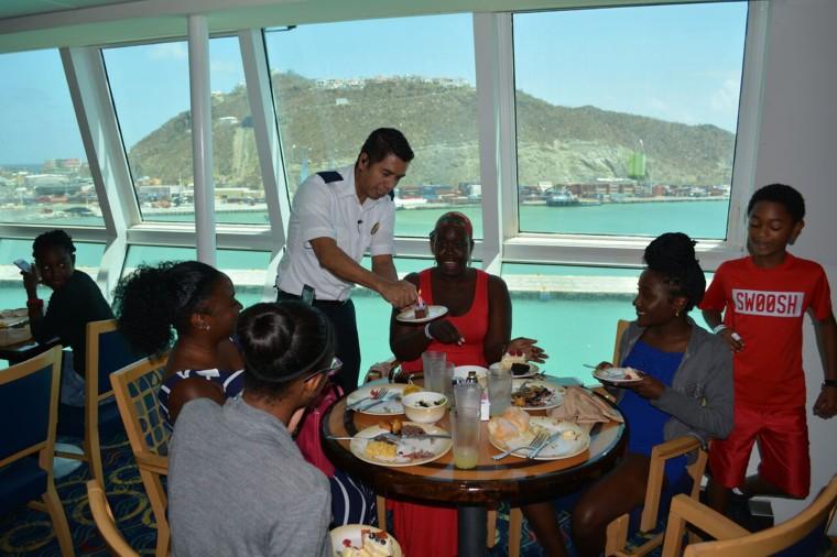 Irma cruise ship story