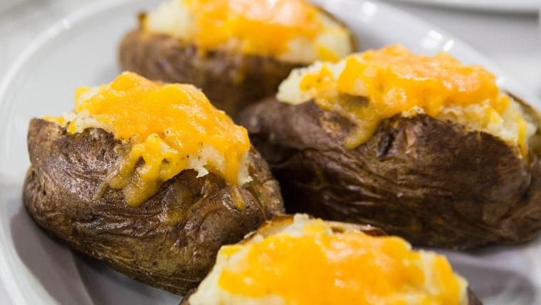Al Roker's Baked Potato