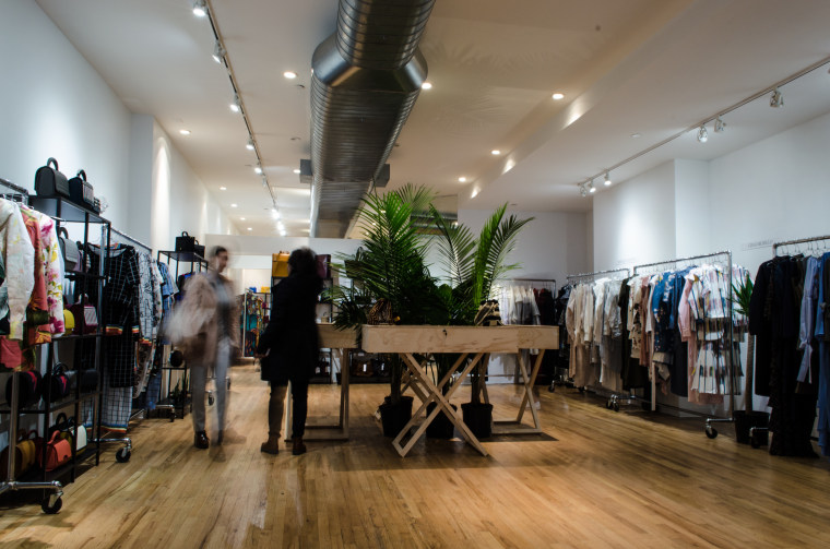 'Latin Curated' looks to showcase Latin American designers at a pop-up store and showroom, open for the month of September in New York City.