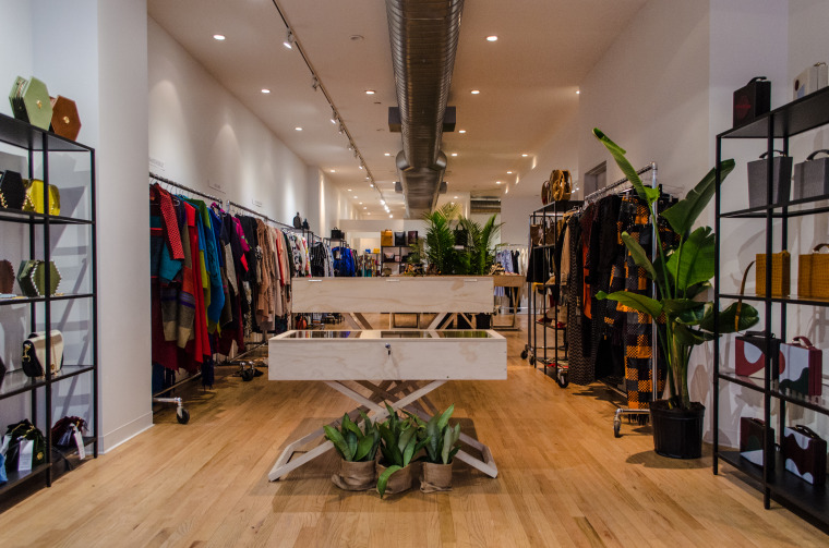 'Latin Curated' seeks to provide Latin American luxury brands with exposure to the U.S. fashion market, according to the platform's creative director.