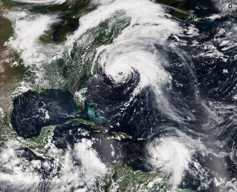 Image: Hurricane Jose