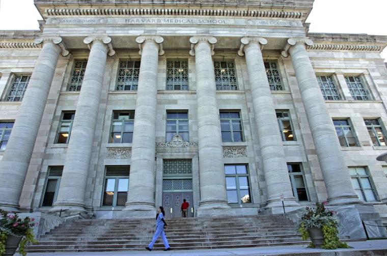 Image: Harvard Medical School Boston