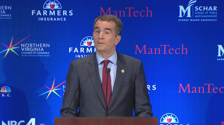 Image: Virginia Governor's Debate