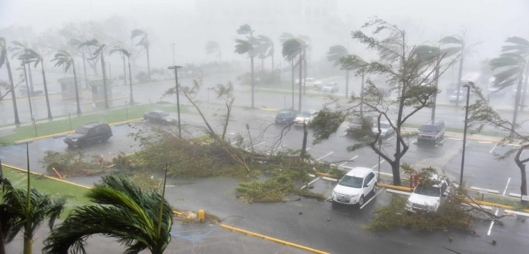 Image: weather-hurricane-PUERTORICO-CARIBBEAN-WEATHER-HURRICANE