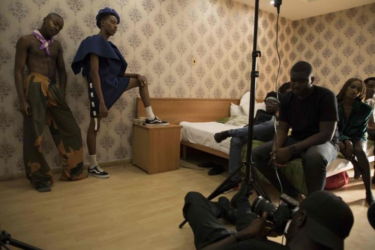 Image: NIGERIA-LIFESTYLE-MEDIA