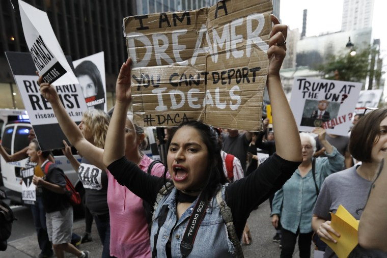 Image: Protests against US President Donald J. Trump in New York, New York