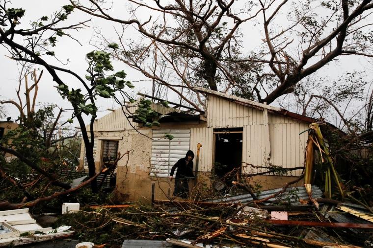 Image: Hurricane Maria Aftermath