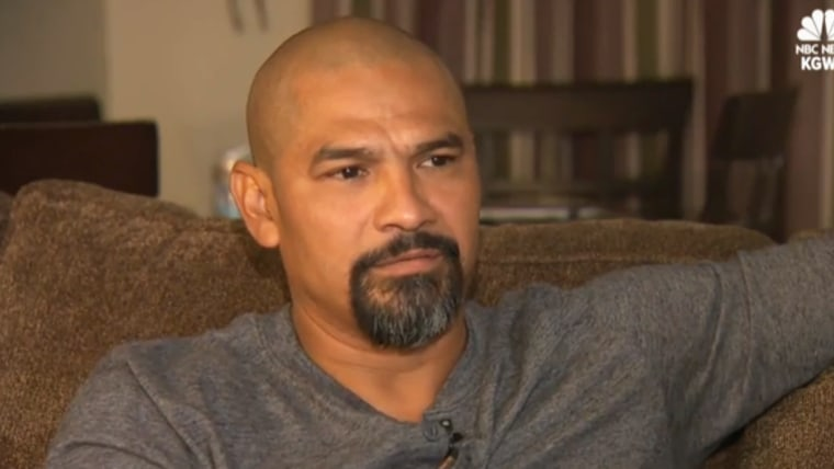 Isidro Andrade-Tafolla, U.S. citizen questioned by ICE