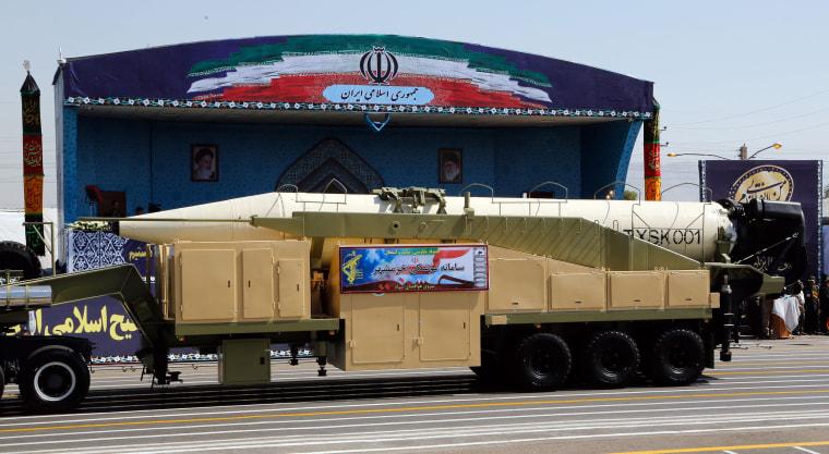 Image: Iran Military Parade