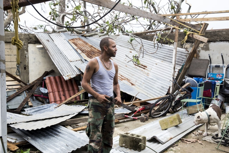 Image: Puerto Rico In The Aftermath Of Hurricane Maria