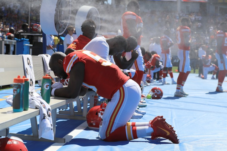 Image: Kansas City Chiefs v Los Angeles Chargers