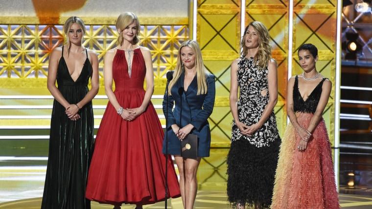 Image: Shailene Woodley, Nicole Kidman, Reese Witherspoon, Laura Dern, Zoe Kravitz