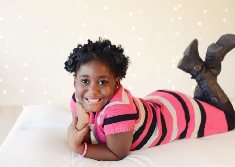 Gabrielle Bolden is healthy today thanks to organ donation.