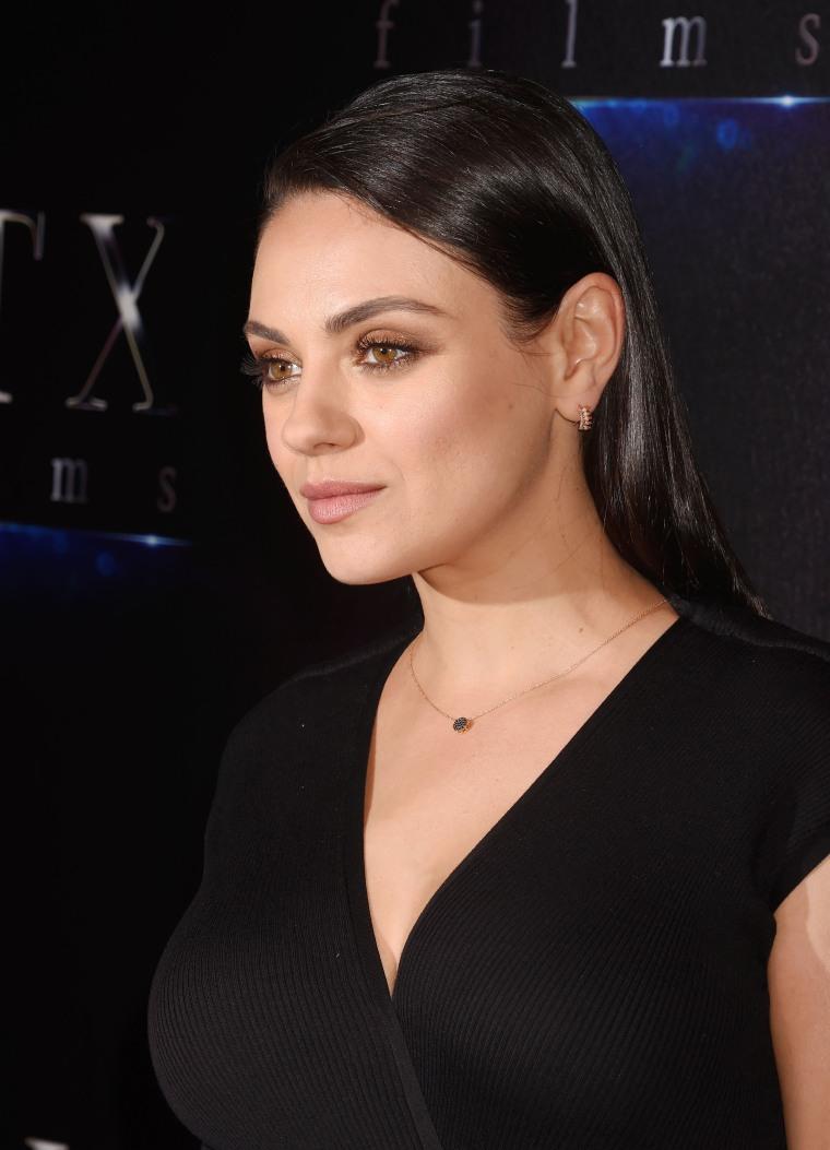 Mila Kunis at CinemaCon 2017