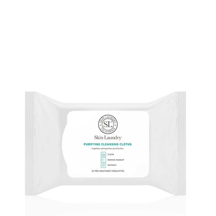 Face wipes - all natural