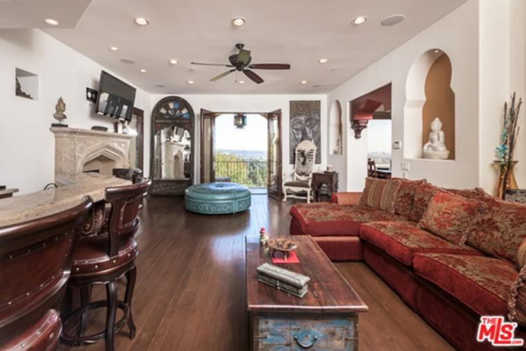 Taraji P. Henson home