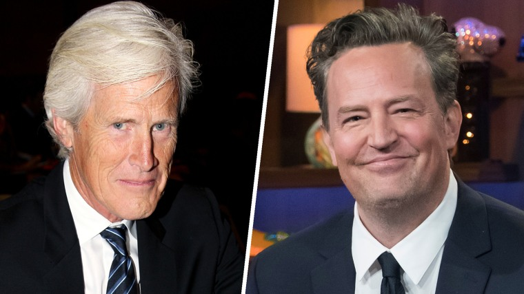 Keith Morrison & Matthew Perry