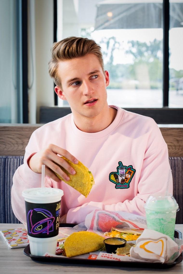 Forever 21 + Taco Bell