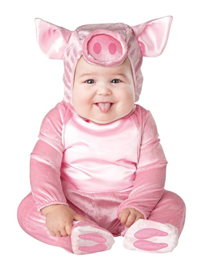 InCharacter Baby ...  sc 1 st  Today Show & The most popular baby and toddler Halloween costumes