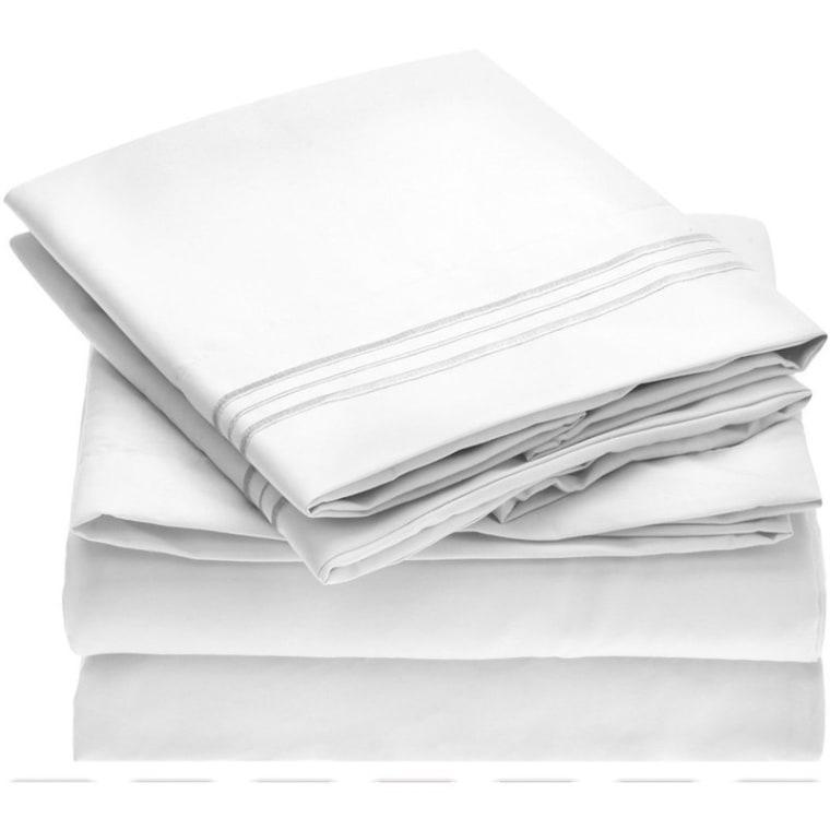 Joss & Main Fine Linens Sheet Set