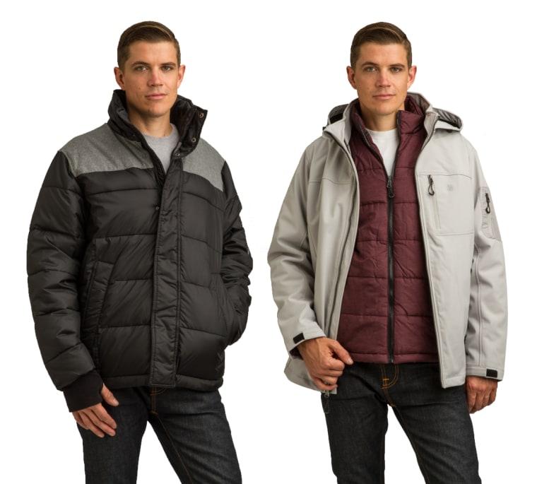 Men's IZOD Coats