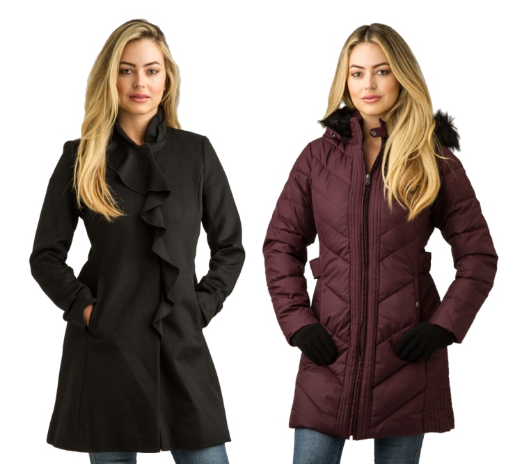 Larry Levine Women's Coats
