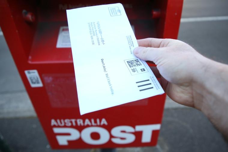 Image: Australia Gay Marriage Poll