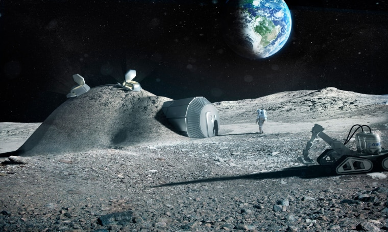Image: SPACE-MOON