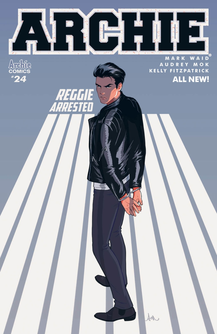 The Cover of Archie #24