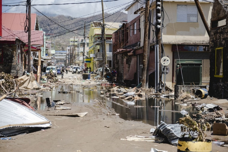Image: Hurricane Maria Aftermath