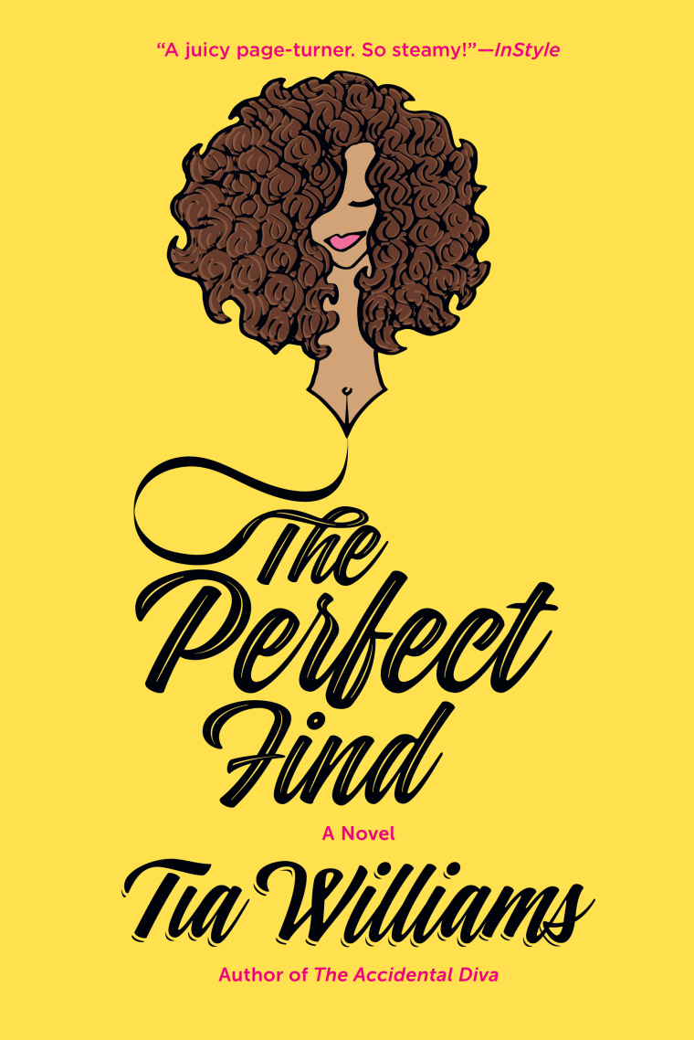 "Cover of ""The Perfect Find."""