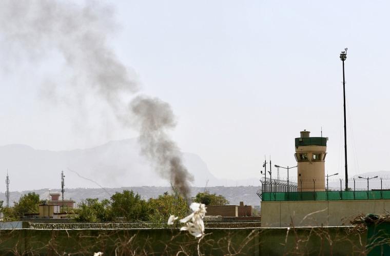 Image: Kabul Airport