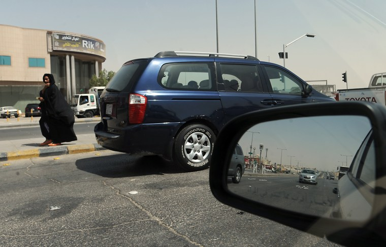 Image: Women's Driving Rights in Saudi Arabia