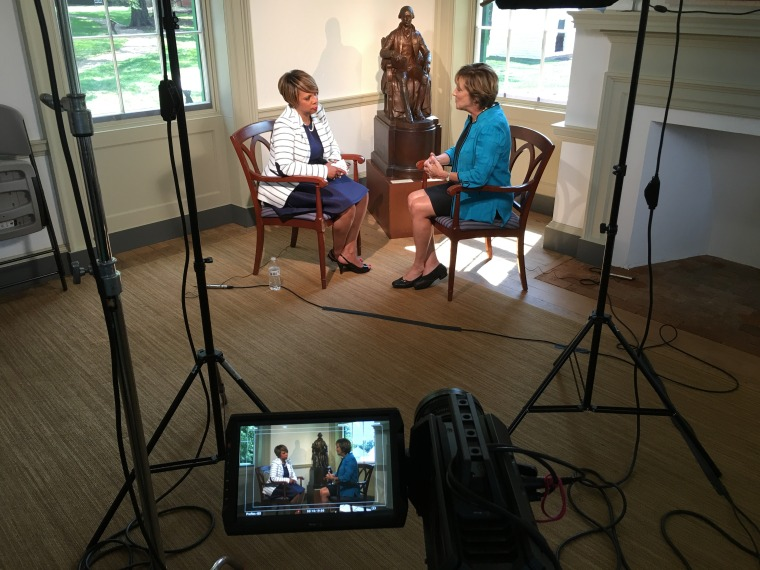 Sophia Nelson interviews Kat Imhoff, CEO of Montpelier Foundation
