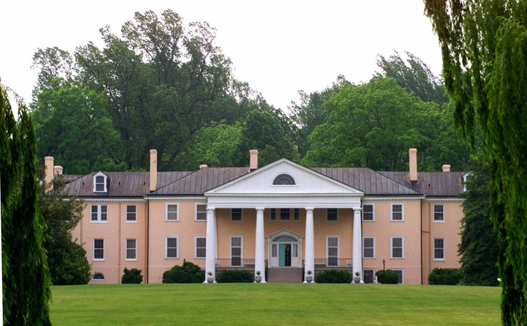 JAMES MADISON HOME