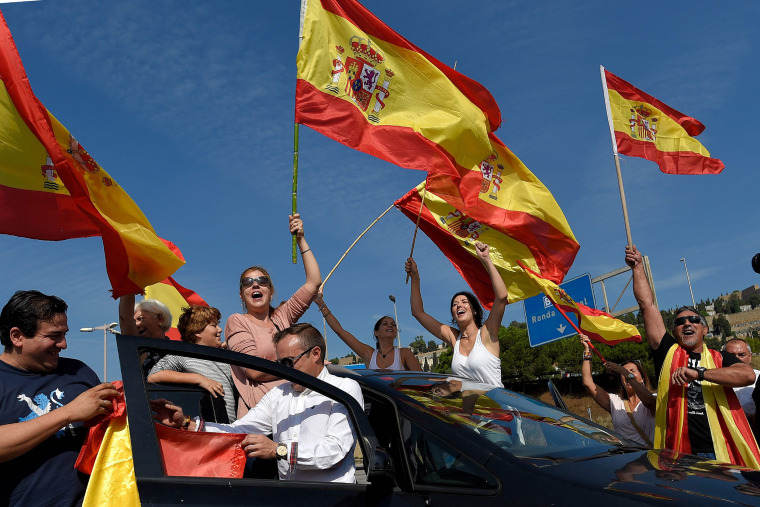 Image: Catalonia Referendum