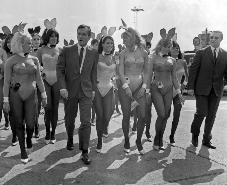 Image: Hugh Hefner death