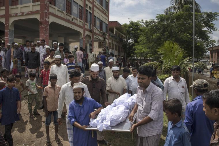 Image: Rohingya Refugees in Bangladesh