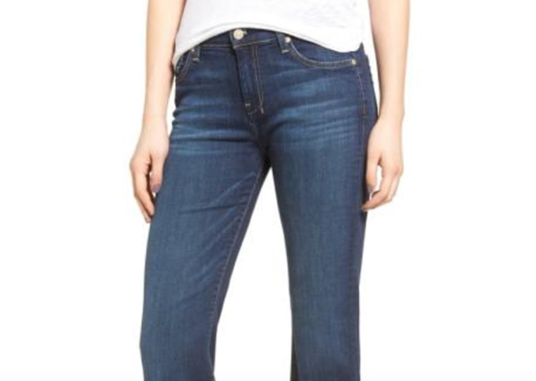 Seven for All Mankind high-waist jeans