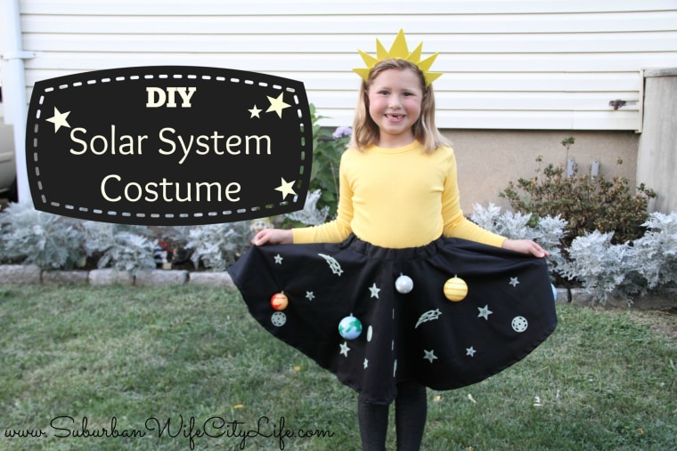 We're loving this out of this world costume created by Destiny Paquette.
