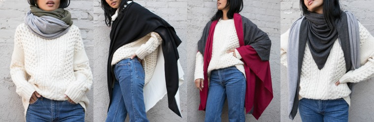 Donni Scarves