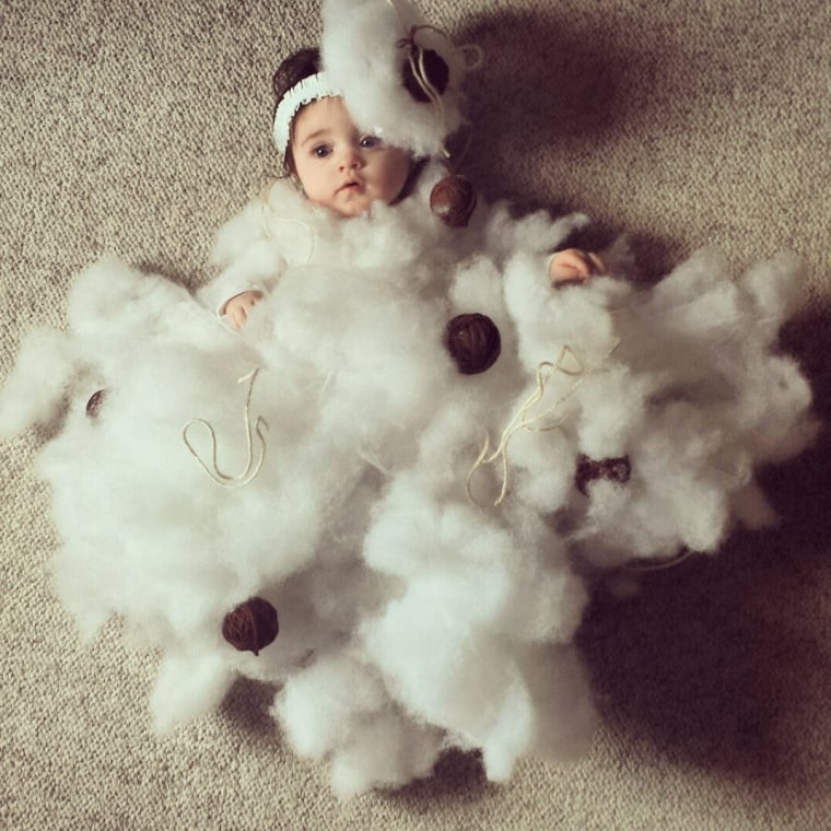 """This TODAY Parenting Team Contributor was inspired by the film """"Cloudy With a Chance of Meatballs."""""""