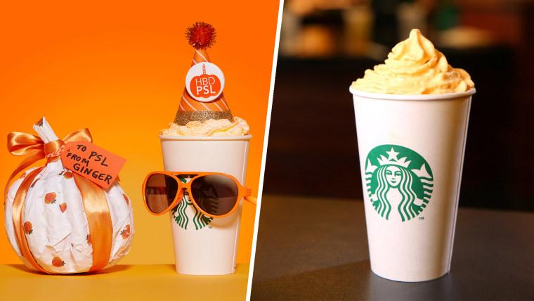 Starbucks Pumpkin Spice Latte with Pumpkin Spice Whip