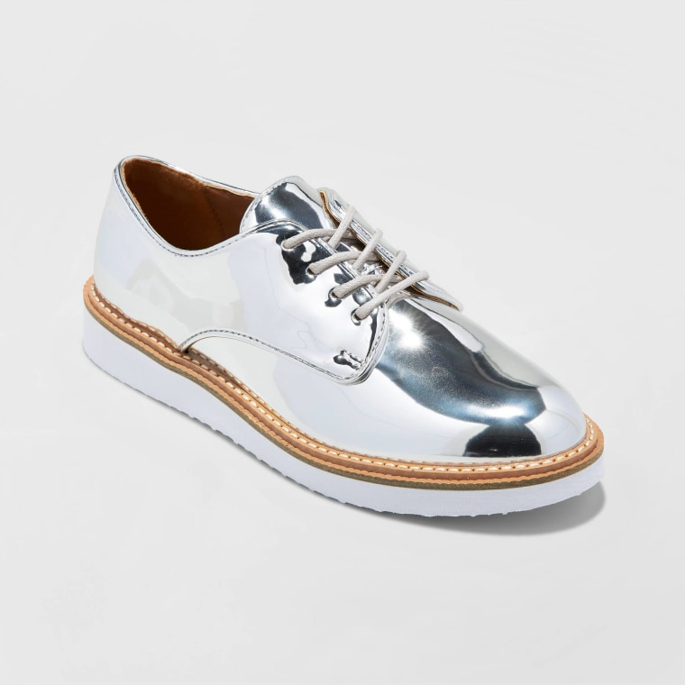 A New Day Jaynee Platform Oxford Shoes