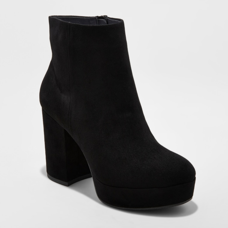 Mossimo Supply Co Brianna Platform Booties