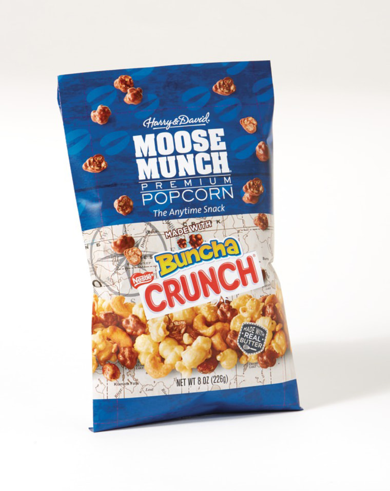 Moose Munch Bunchacrunch. Say that five times fast.