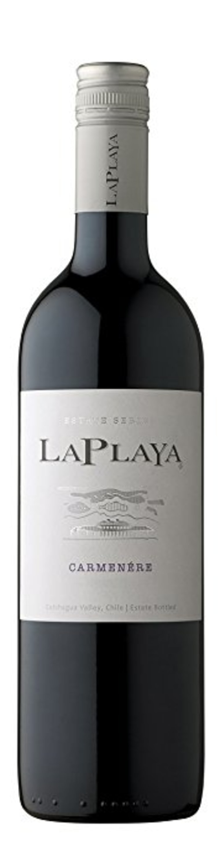 La Playa wine label